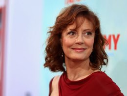 Susan Sarandon Says Her Sexuality Is 'Up For Grabs'