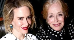 Holland Taylor Calls Relationship With Sarah Paulson 'Wonderful Love'