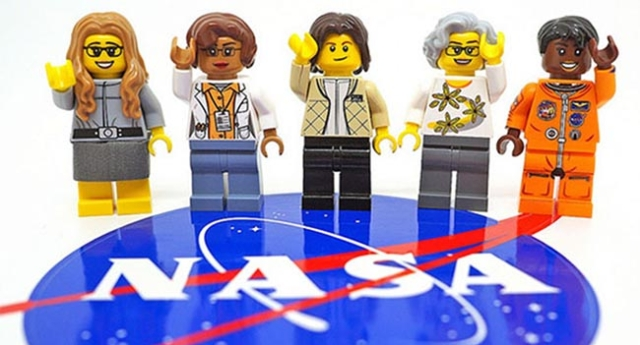 The First Lesbian Who Went Into Space Immortalised By LEGO's 'Women of NASA' Set