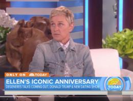 Ellen DeGeneres Says Donald Trump Is Not Welcome On Show