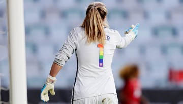 US Women's National Soccer Player 'Drops Out Of game' Over Pride Jerseys