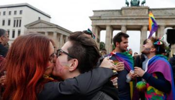 Love Wins: Germany Votes To Legalise Same-Sex Marriage