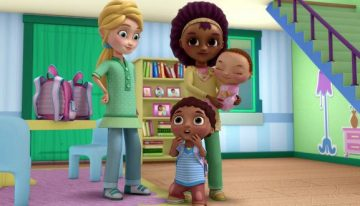 One Million Moms Rage As Disney's 'Doc McStuffins' Features An Interracial Lesbian Couple