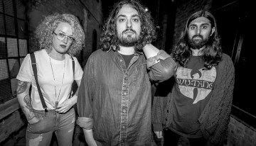 'Thunder On The Left' Premiere New Single 'National Insecurity'