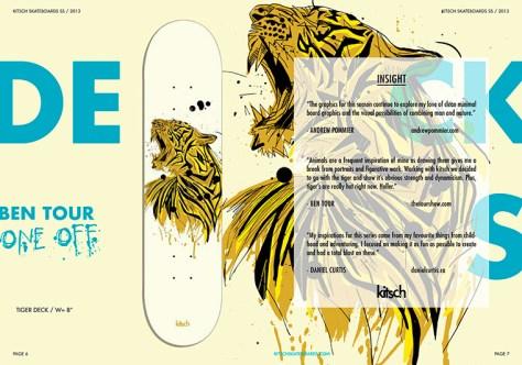 Page 4 - SPRING/SUMMER 2013 Kitsch Skateboard