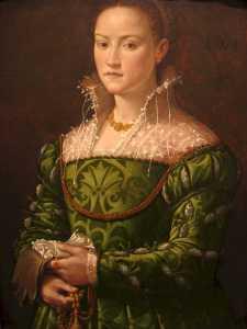 Florentine Noblewoman