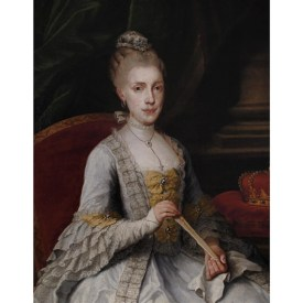 Inspiration Portrait of a Lady, 18th Century