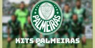 kit dream league soccer palmeiras 2018
