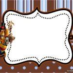 Kit de Madagascar para imprimir y decorar