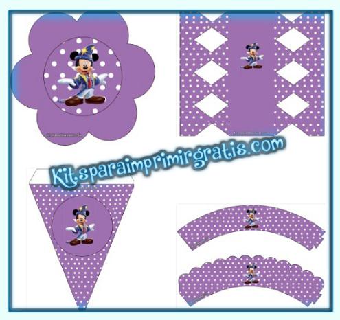 Mickey kits