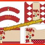 Kit de cumpleaños Mulan para decorar