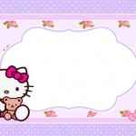 Etiquetas de Hello Kitty