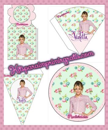 Violetta Shabby Chic kits