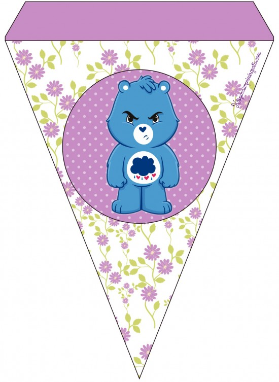 Kits Imprimibles Care Bears