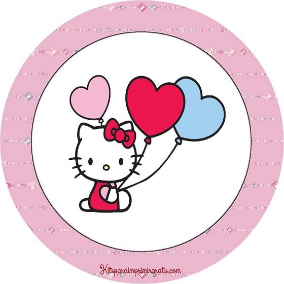 Imprimibles de Hello Kitty