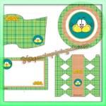 Kit de Gaturro para imprimir gratis y decorar