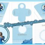 Kit de Cinderella 2015 para imprimir y decorar