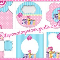 Kit de My Little Pony para descargar gratis