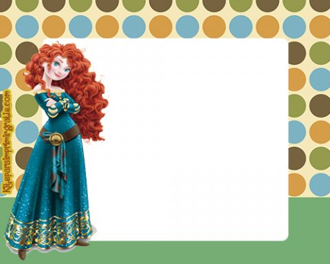 Princesas Disney | Kits para imprimir gratis