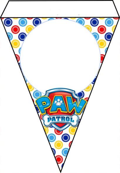 Banderines paw patrol