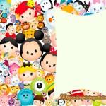 Kit Imprimible de Tsum Tsum para descargar gratis