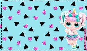 lol dolls unicornio kits imprimibles gratis