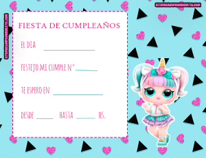 tarjetas-cumpleanos-lol-surprise-3d-unicornio