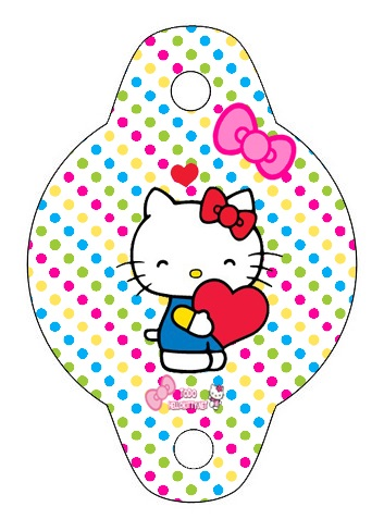 adornos hello kitty