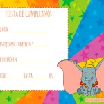 Kit Imprimible de DUMBO para descargar gratis