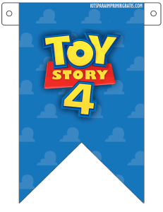 BANDERINES-DE-TOY-STORY-4