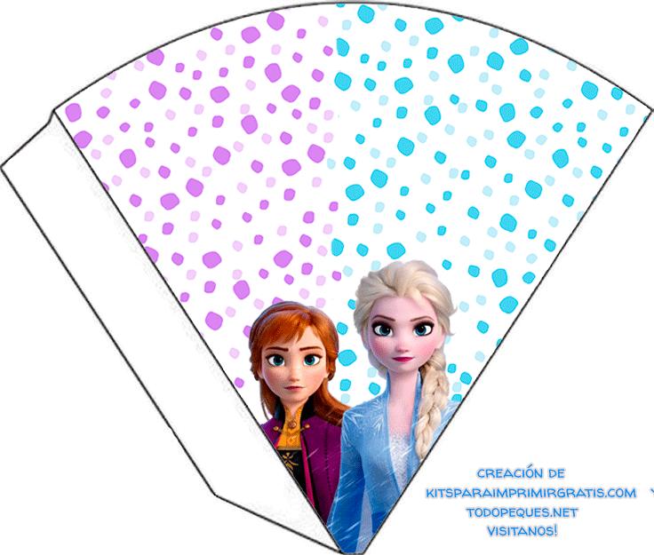 Kits de Frozen 2 Descarga Gratis
