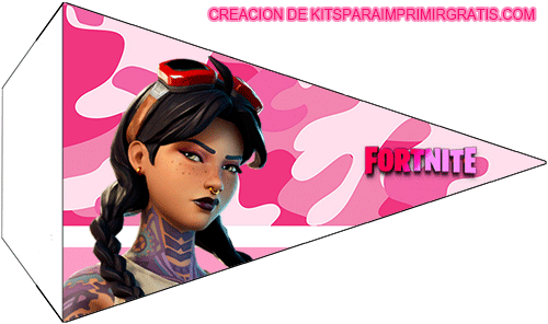 cumpleanos fortnite decoracion