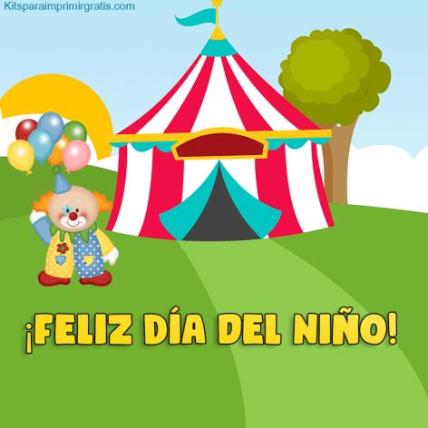 Feliz Dia del NINO