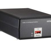 Intona High Speed USB Isolator - Industrial Black