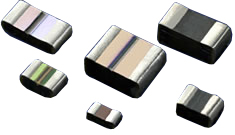 C0G type capacitors