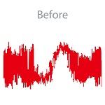 spdif ipurifier before restoration not square wave