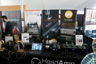 Headamp, KitsuneHifi and HoloAudio USA - Our pairing of the Spring dac and BlueHawaii was stellar!