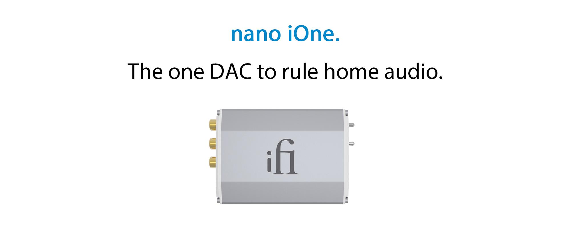 iFi Nano iOne