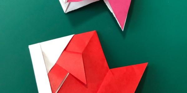 折り紙:きんぎょの折り方