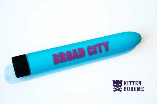 Broad City Tuesday 7am Classic Vibrator Sex Toy Review by KittenBoheme.com
