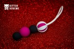 FT London Geisha Balls Magnetic Kegel Balls Sex Toy Review by Kitten Boheme