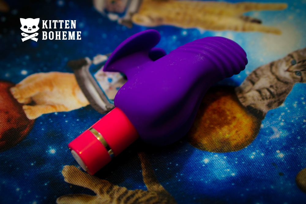 Blush Novelties Aria Mi Vibe Rechargeable Bullet Kit Sex Toy Review by KittenBohme.com