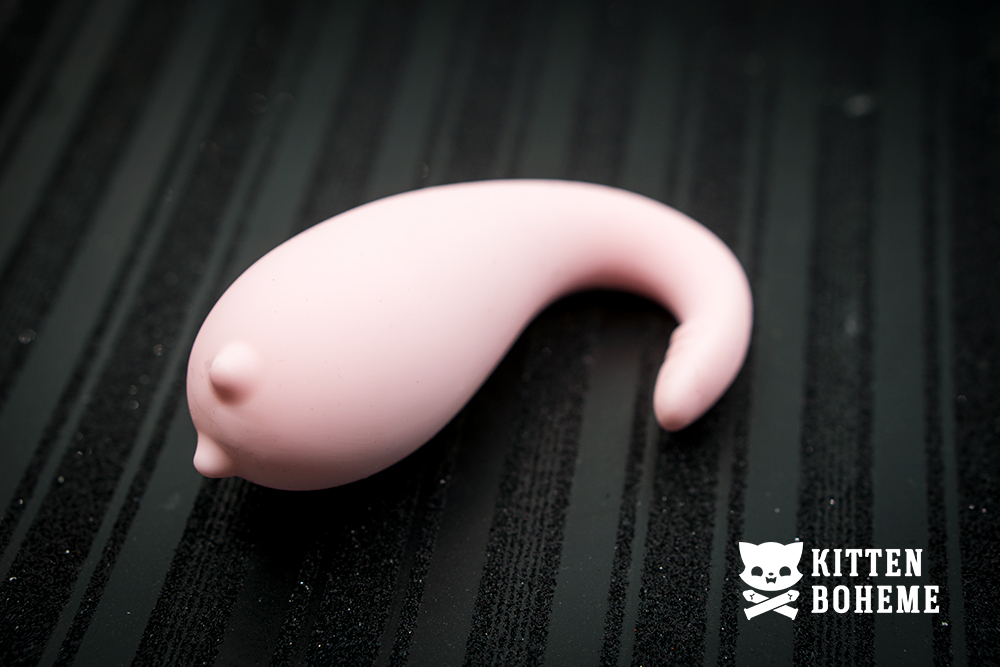 Sistalk Monster Pub Mister Devil Wearable Vibrator Sex Toy Review by KittenBoheme.com