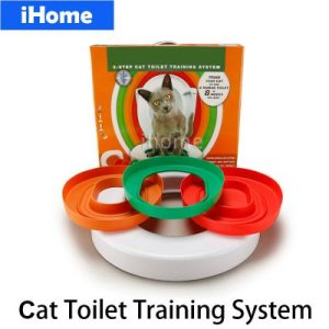 Cat Toilet Training Kit by Litter Kwitter