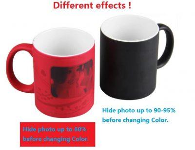 Magic Mug / Color Changing Mug