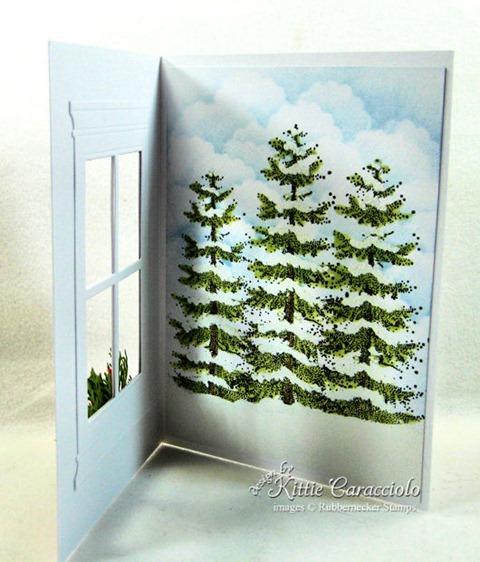 KC Evergreen 6 Window open wide