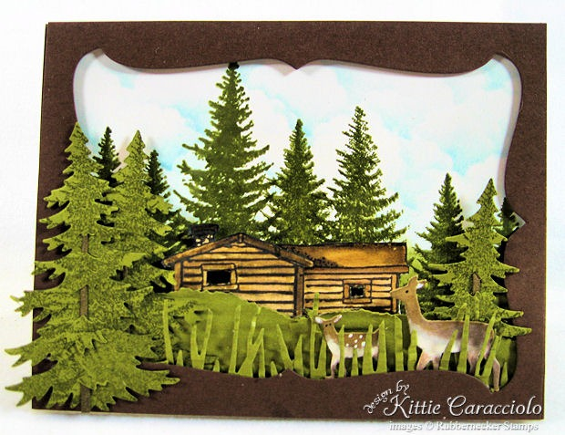 In The Woods Kittie Kraft