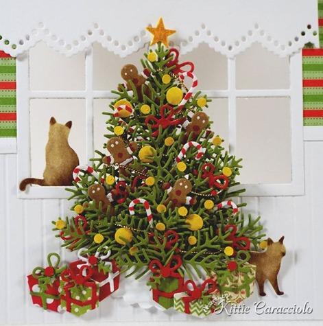 KC Impression Obsession Bare Christmas Tree 1 close