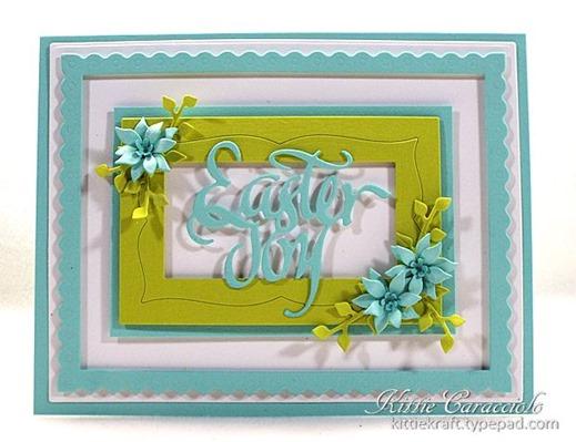 KC Impression Obsession Easter Joy 1 center