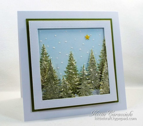KC Impression Obsession Evergreen Trees 1 left